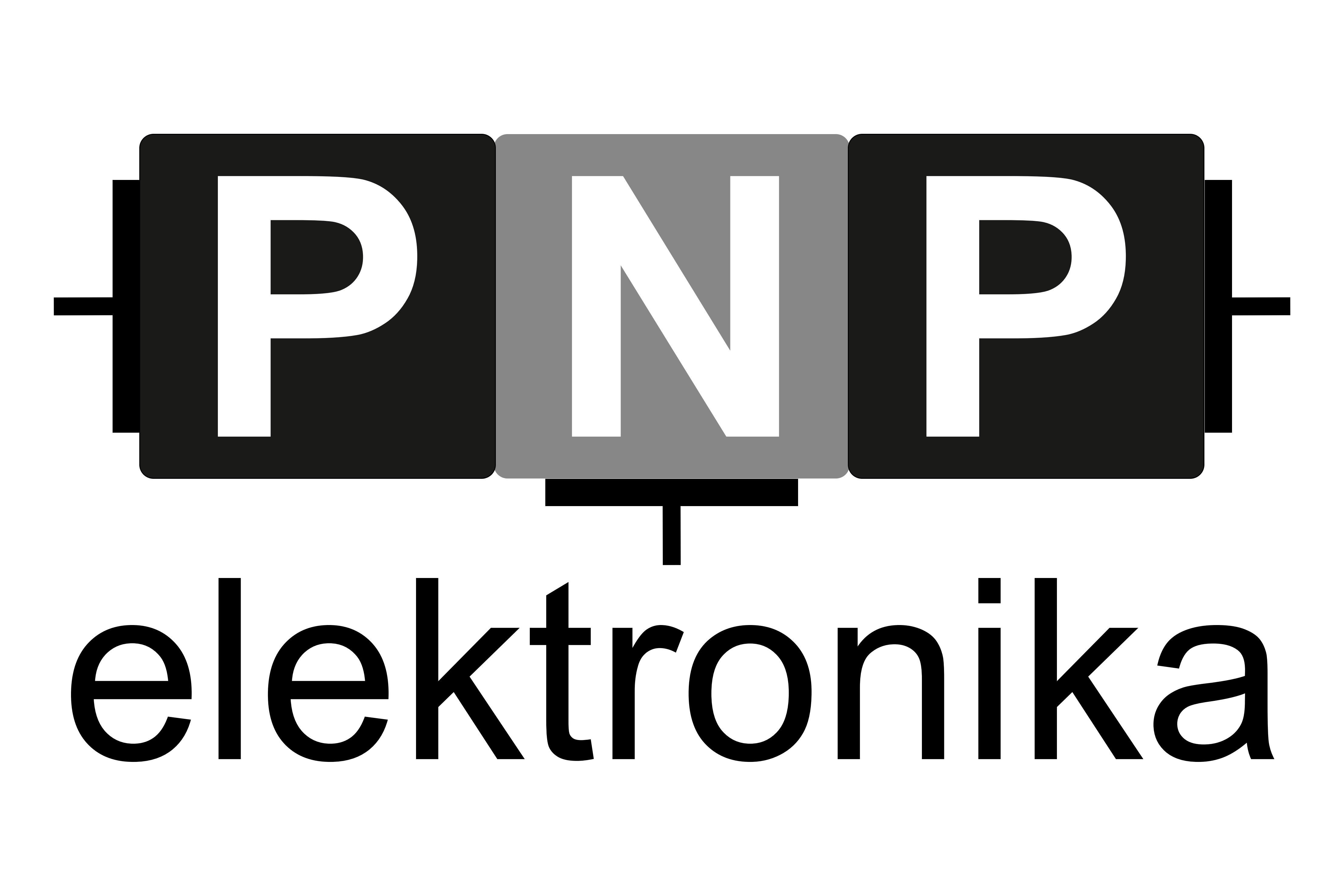 Logo: PNP elektronika j.d.o.o.