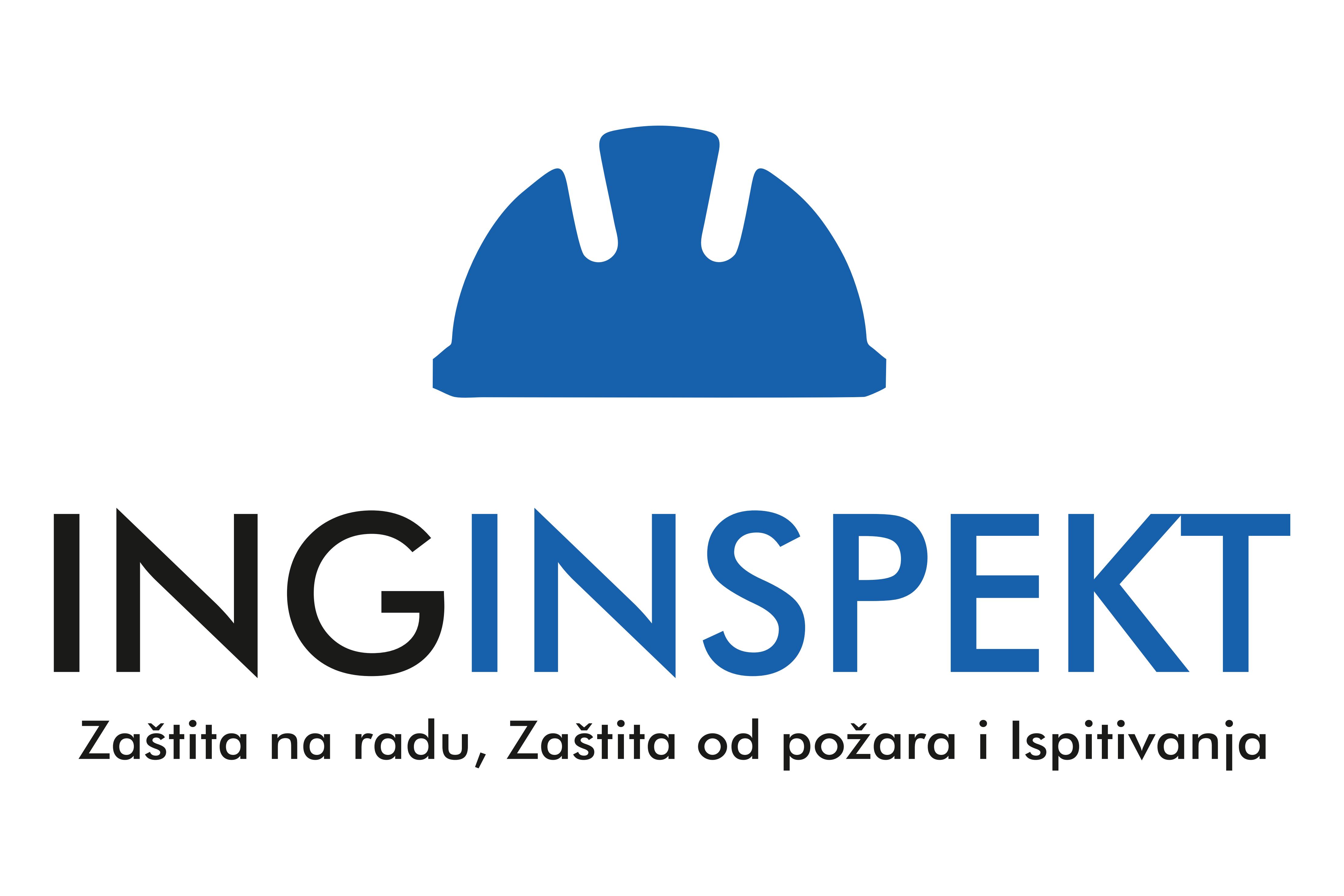 Logo: INGINSPEKT, uslužni obrt