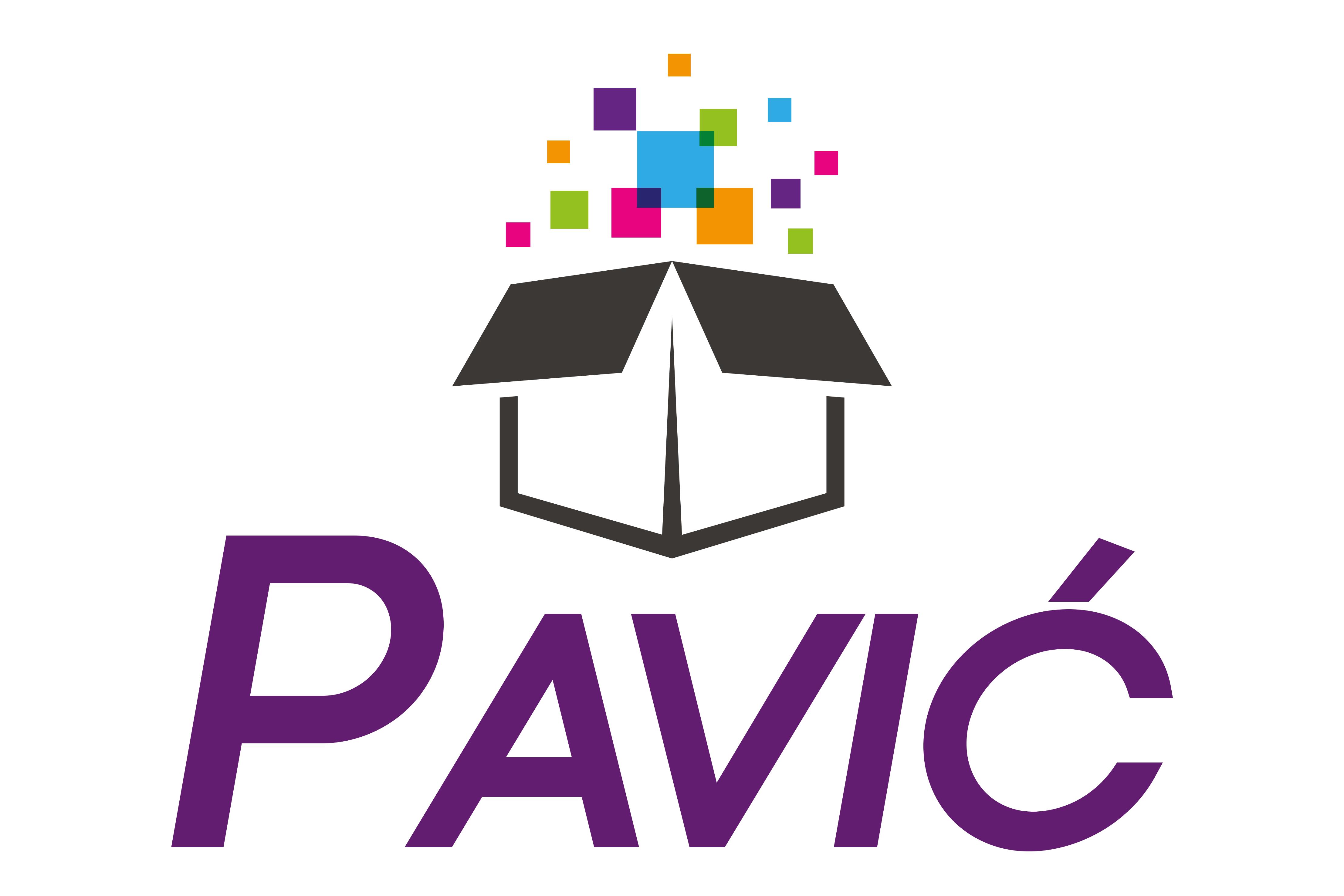 Logo: PAVIĆ d.o.o. za usluge