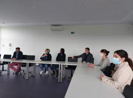 Erasmus posjet iz Srbije u Poduzetničkom inkubatoru Požega