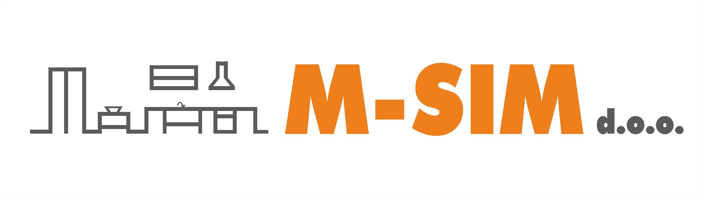 Logo: M-SIM d.o.o.