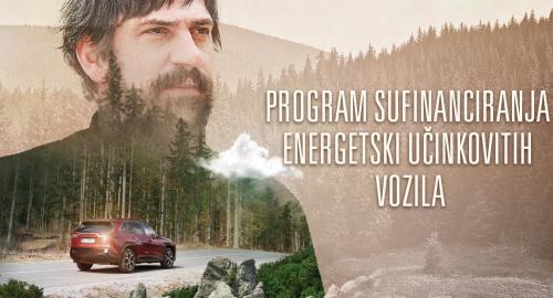 Javni poziv za sufinanciranje energetski učinkovitih vozila